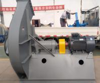 离心式风机转子是机械稳定运行的基础.